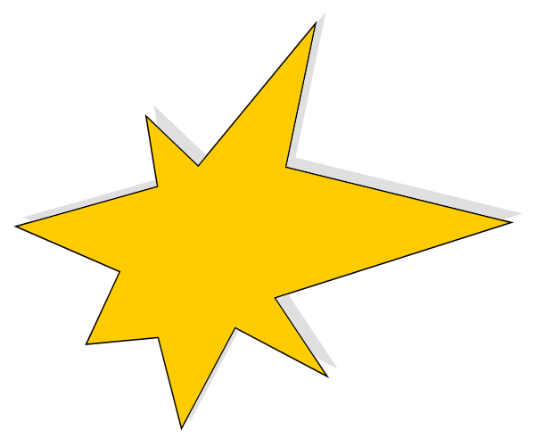 Decoration - Star