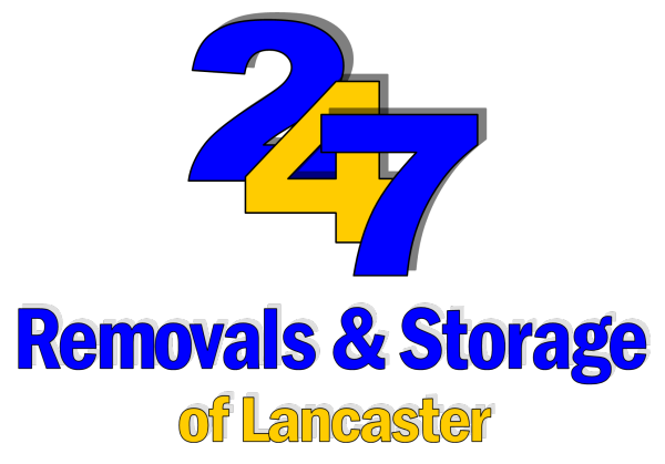 Logo - 24/7 Removals & Storage of Lancaster